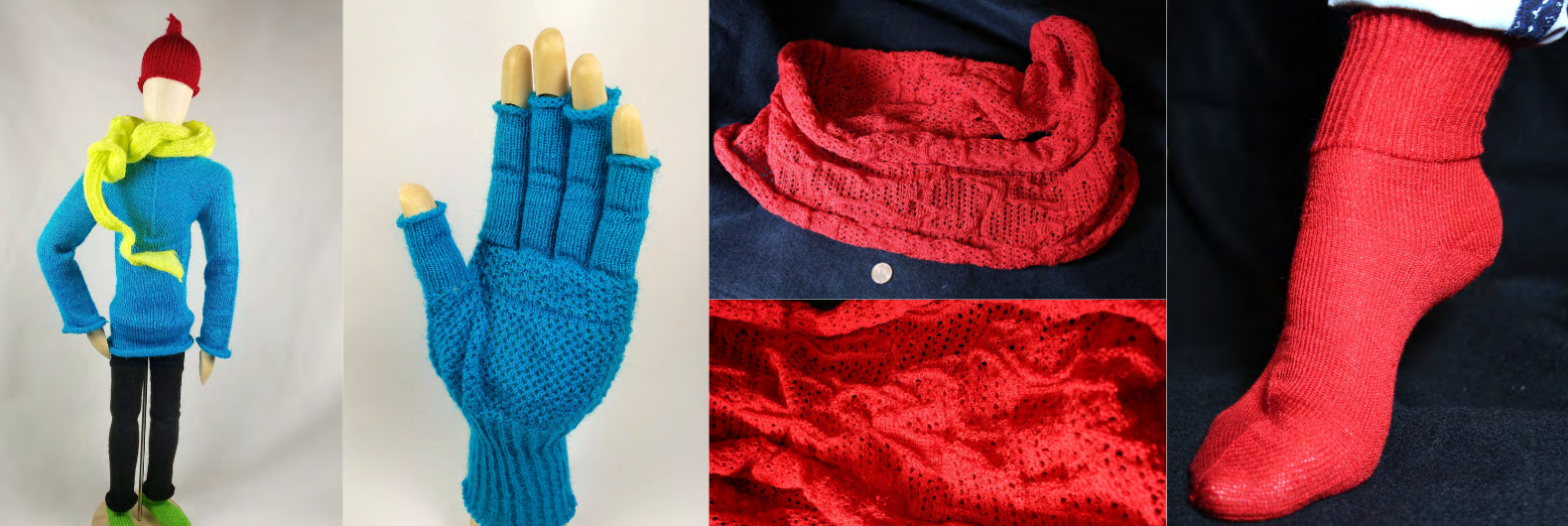 Mit Researchers Are Working On Ai Based Knitting Design Software That Will Let Anyone Even Novices Make Their Own Clothes Techcrunch