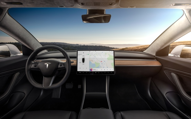 Elon Musk: Video conferencing is 'definitely' coming to Tesla vehicles
