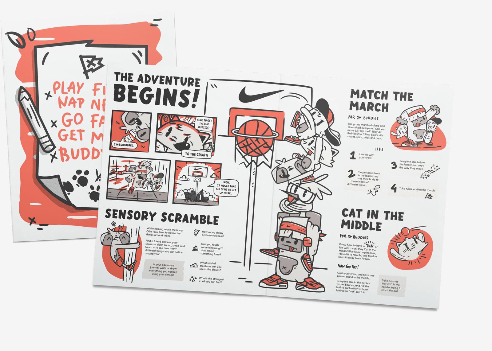 Nike launches a subscription service for kids' shoes, Nike
