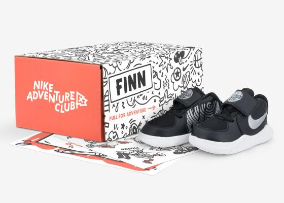 Nike launches a subscription service for kids' shoes, Nike Adventure Club thumbnail