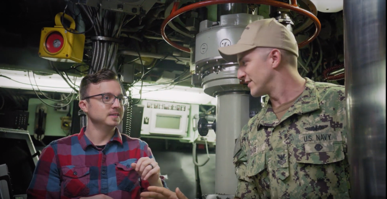 The Navy Taps YouTube Creators for its Latest Recruiting Campaign