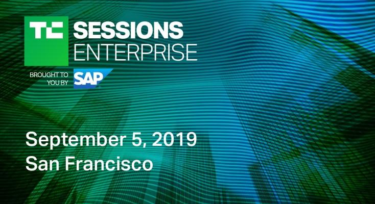 TC Sessions ทุกรายการ: Enterprise 2019 บัตรเข้าชมฟรีสำหรับ Disrupt SF thumbnail