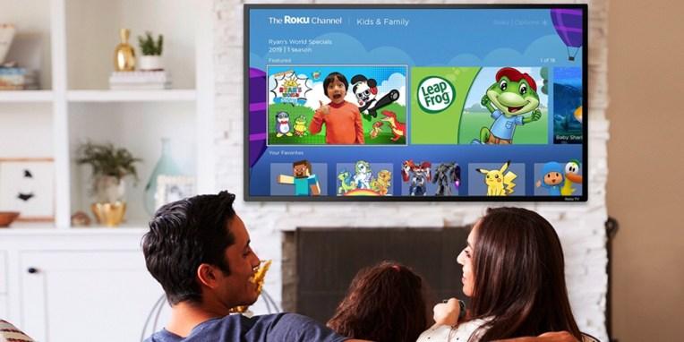 Roku เปิดตัวหมวด Kids & Family ใน The Roku Channel พร้อมการควบคุมโดยผู้ปกครอง thumbnail