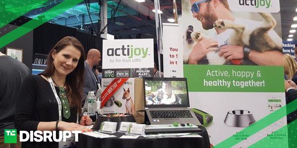 Actijoy founder talks up the benefits of TechCrunch Disrupt