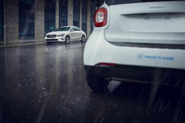 Car2go ปรับขึ้นอัตราค่าเช่ารายชั่วโมงโดยเท่าที่สาม thumbnail