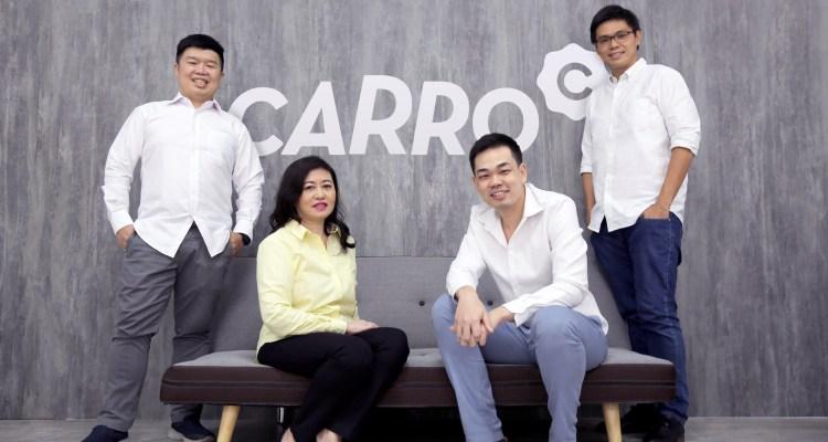 ตลาดยานยนต์ Carro เข้าซื้อกิจการ Jualo ของอินโดนีเซียขยาย Series B เป็น $ 90M thumbnail
