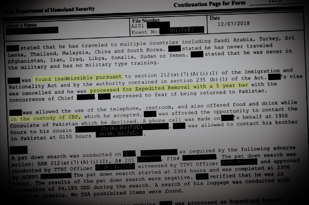 Another Us Visa Holder Was Denied Entry Over Someone Else S Messages Techcrunch