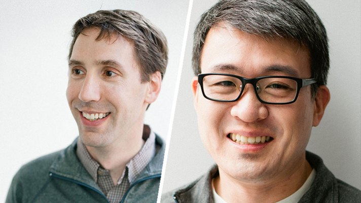 Fitbit cofounders James Park and Eric Friedman are coming to Disrupt SF