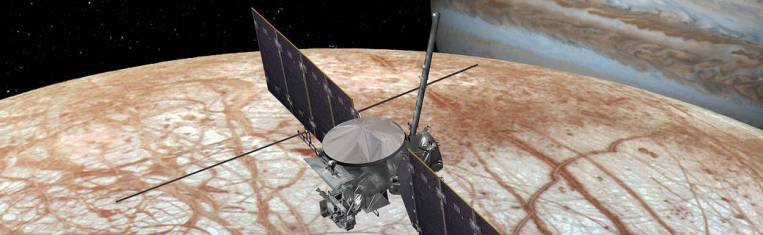 NASA confirms mission to Jupiter's moon Europa to explore its icy oceans