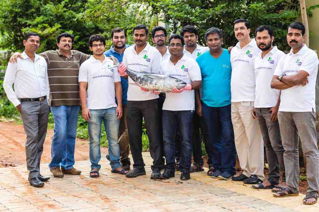 India's FreshToHome raises $20M to grow its fish, meat, vegetable, and milk e-commerce platform