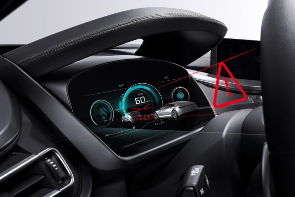 Bosch is working on glasses-free 3D displays for in-car use 1