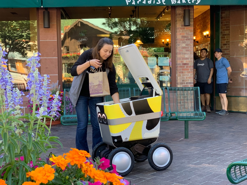 Postmates lands first-ever permit to test sidewalk delivery robots in San Francisco