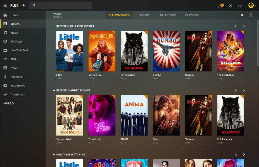 Media software Plex launches a new desktop app for Mac and