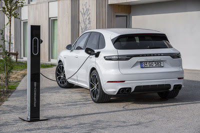 Porsche packs the power into its ...