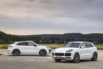 Porsche Packs The Power Into Its Newest Cayenne Plug In