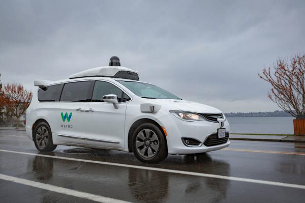 Waymo self-driving cars head to Florida for rainy season