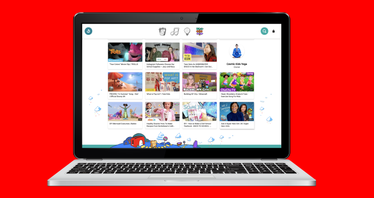YouTube Kids launches on the web | TechCrunch