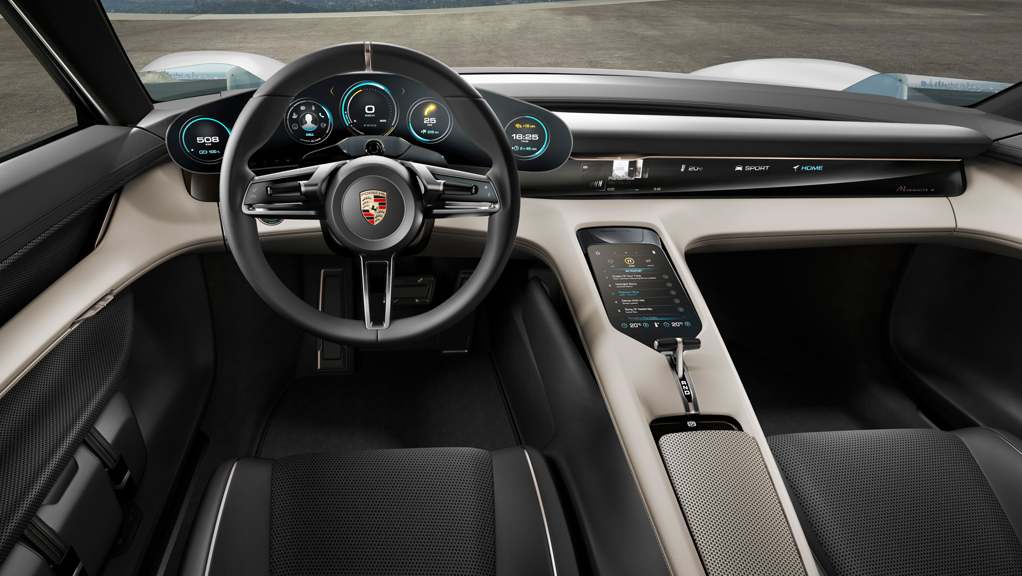 1178823 mission e concept car 2015 porsche ag - What to Expect from CES 2020