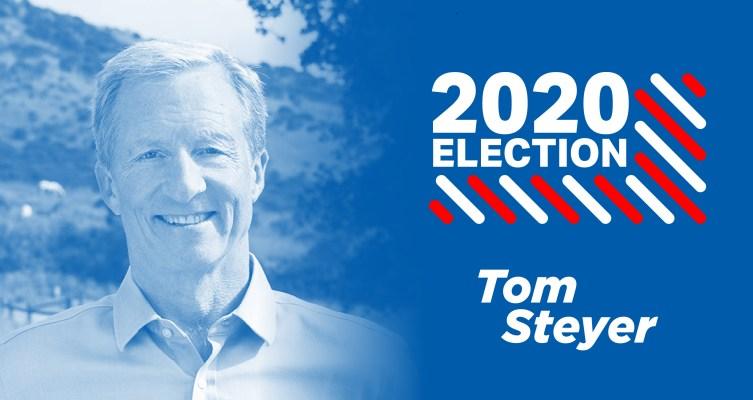 Ten questions for 2020 presidential candidate Tom Steyer – TechCrunch