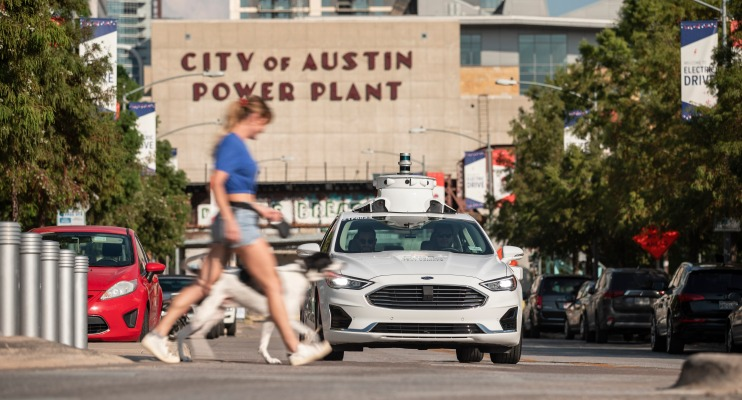 Ford expands self-driving vehicle fleet to Austin