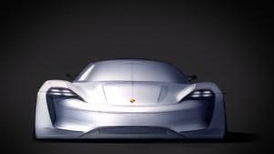 Porsche-design sketch mission e 2016