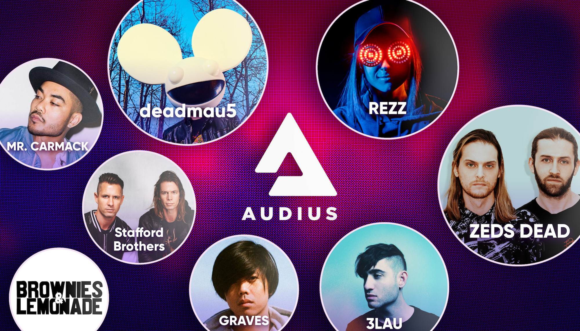 Audius Featured Artists 1
