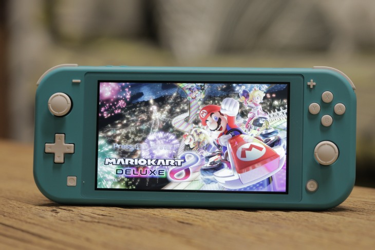 Nintendo Switch Lite Review Techcrunch