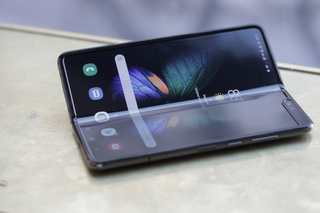 Samsung's Galaxy Fold concierge service is live in the US for those who need it