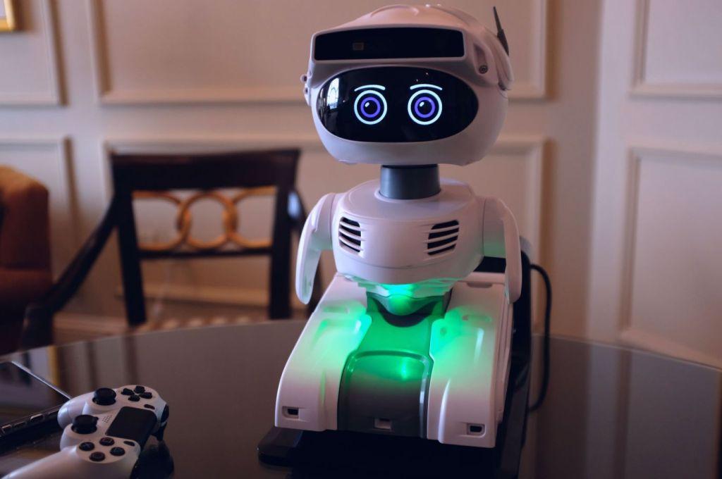 Misty | Purpose Built Programmable Robot | Misty