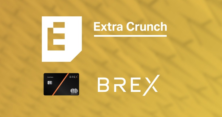 Annual Extra Crunch members get 100,000 Brex Rewards points