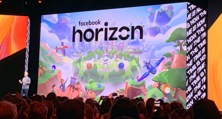 Image result for horizon VR