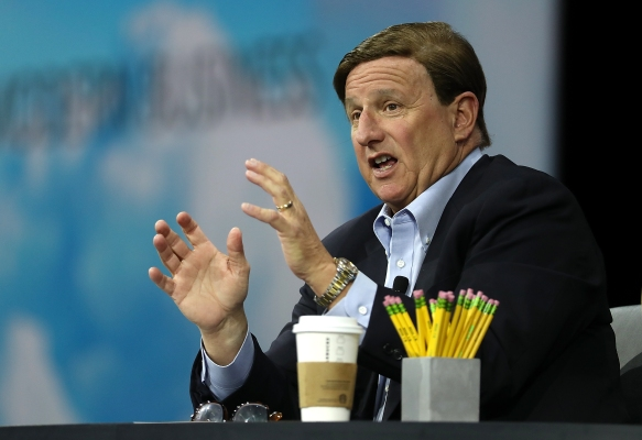 Mark Hurd, the co-CEO of Oracle, is taking a leave of absence, citing health reasons