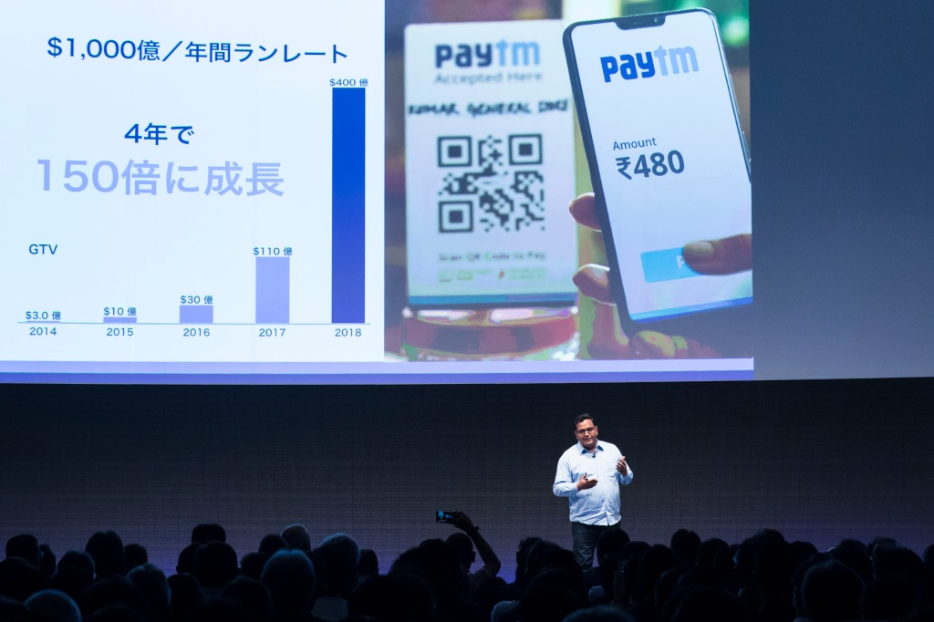 Paytm's annual loss doubles to $549M | TechCrunch