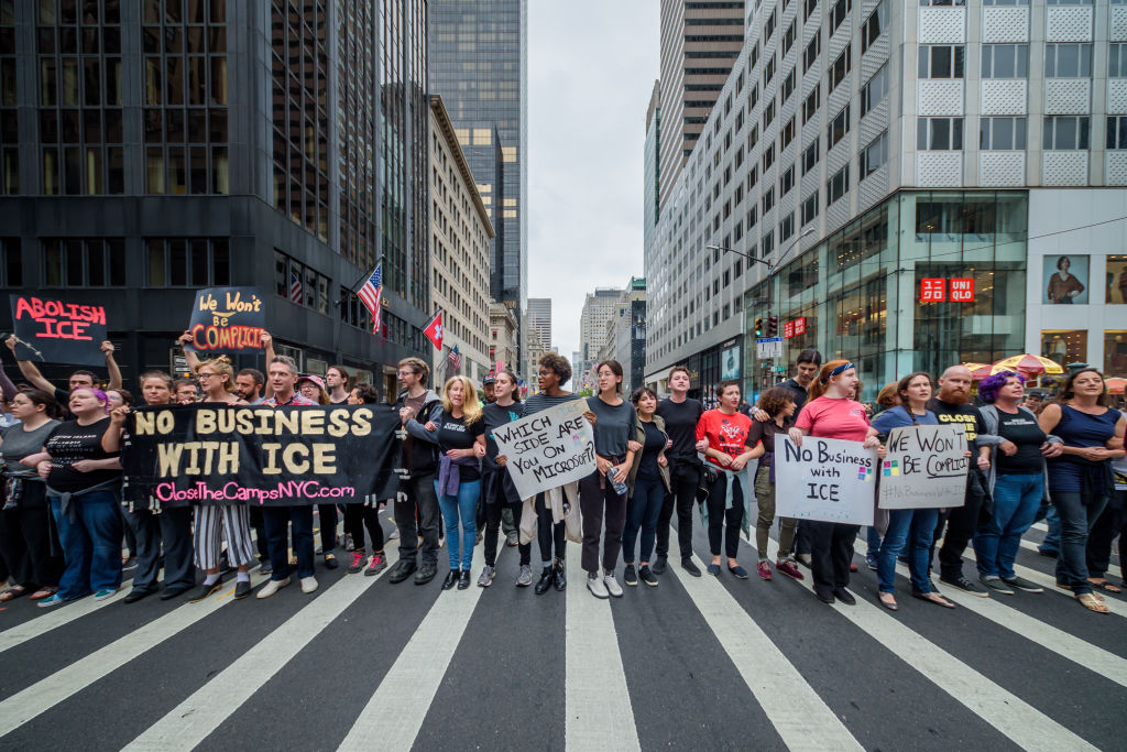 Chef CEO says he'll continue to work with ICE in spite of protests
