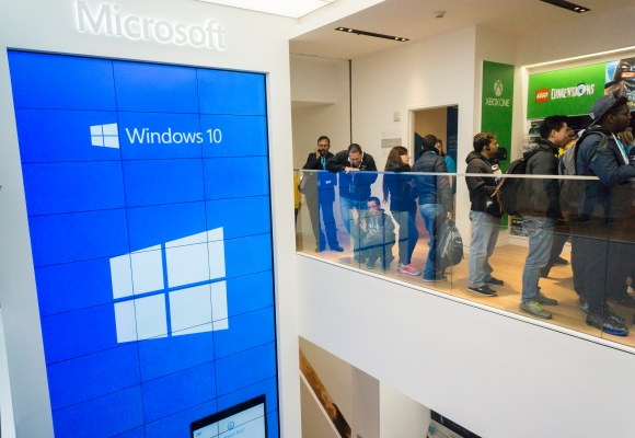 Windows 10 now runs on over 900M devices – TechCrunch