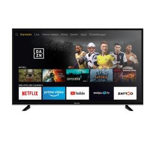 Grundig Vision 7 Fire TV Edition display