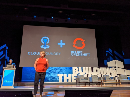 Comment on IBM brings Cloud Foundry and Red Hat OpenShift together by Rashaverick Overlord