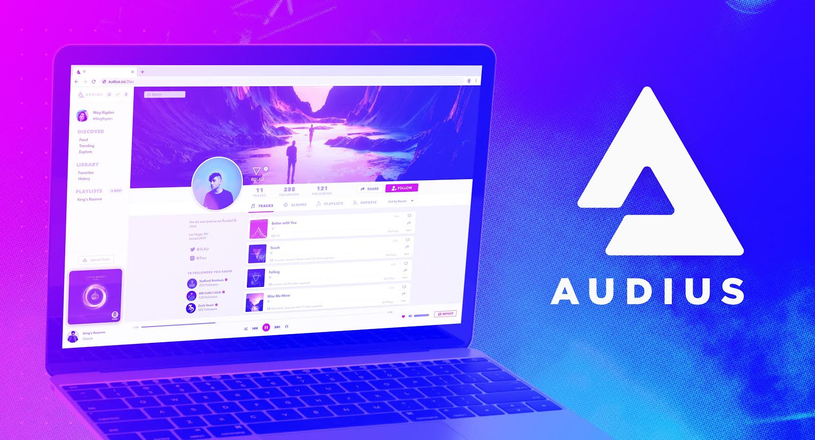 Audius Music Streaming