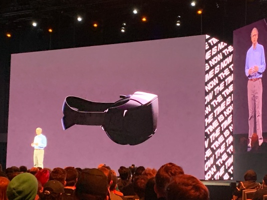 Oculus shows off its latest next-generation headset prototypes thumbnail