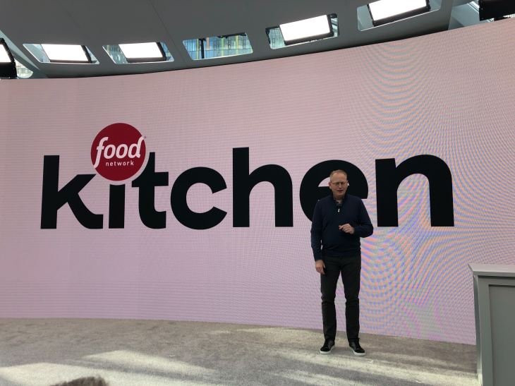 Food Network service aims to make Echo