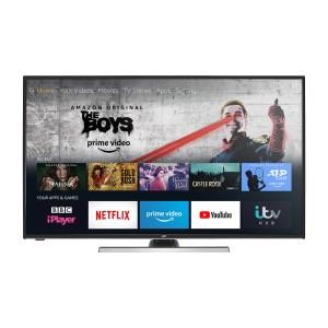 JVC Fire TV Edition Smart 4K HDR LED