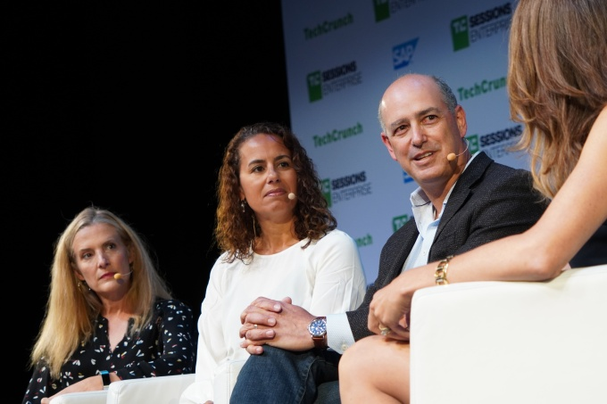 Jason Green Emergence Capital Maha Ibrahim Canaan Partners and Rebecca Lynn Canvas Ventures 1