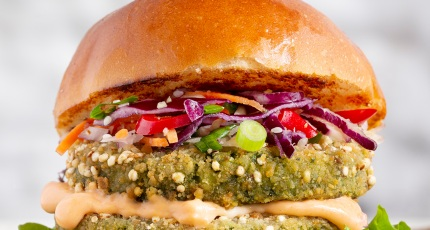 Vegetarian frozen food brand Strong Roots looks to expand in