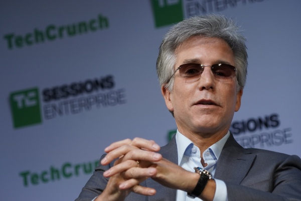 SAP's Bill McDermott on stepping down as CEO
