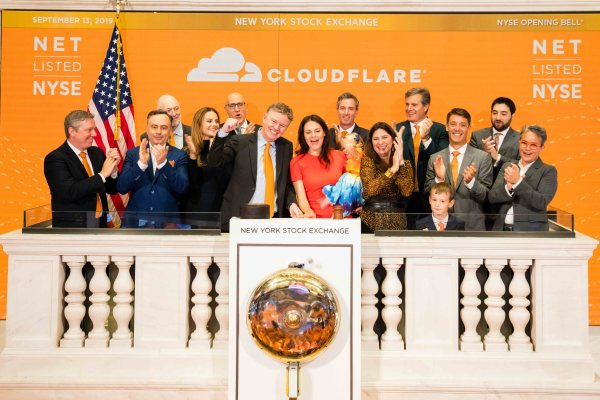 Cloudflare cofounder Michelle Zatlyn on the company's IPO today, its unique dual class structure, and what's next