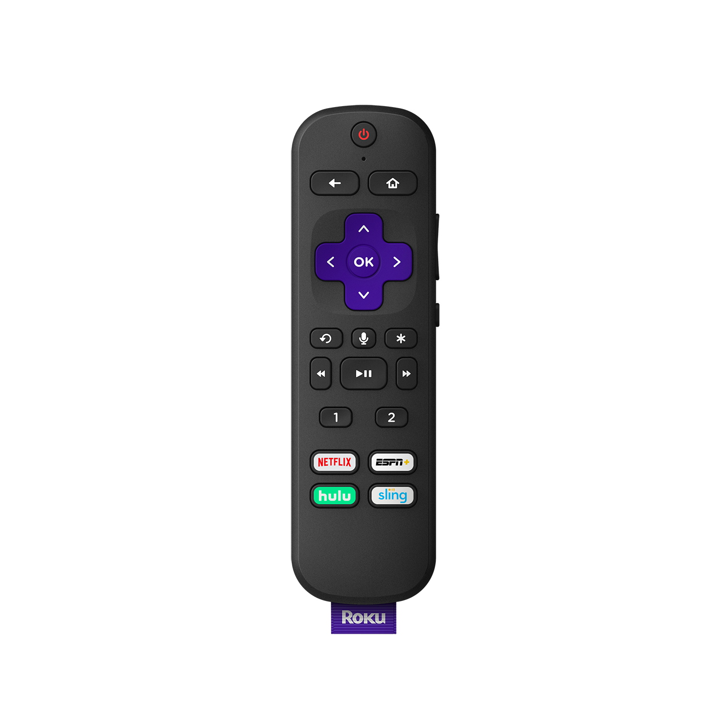 New Roku Ultra Remote