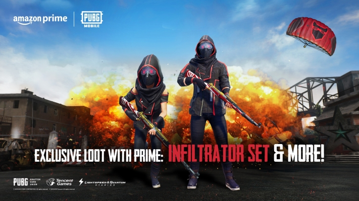 Amazon Prime adds free mobile game content to its perks, starting with PUBG Mobile