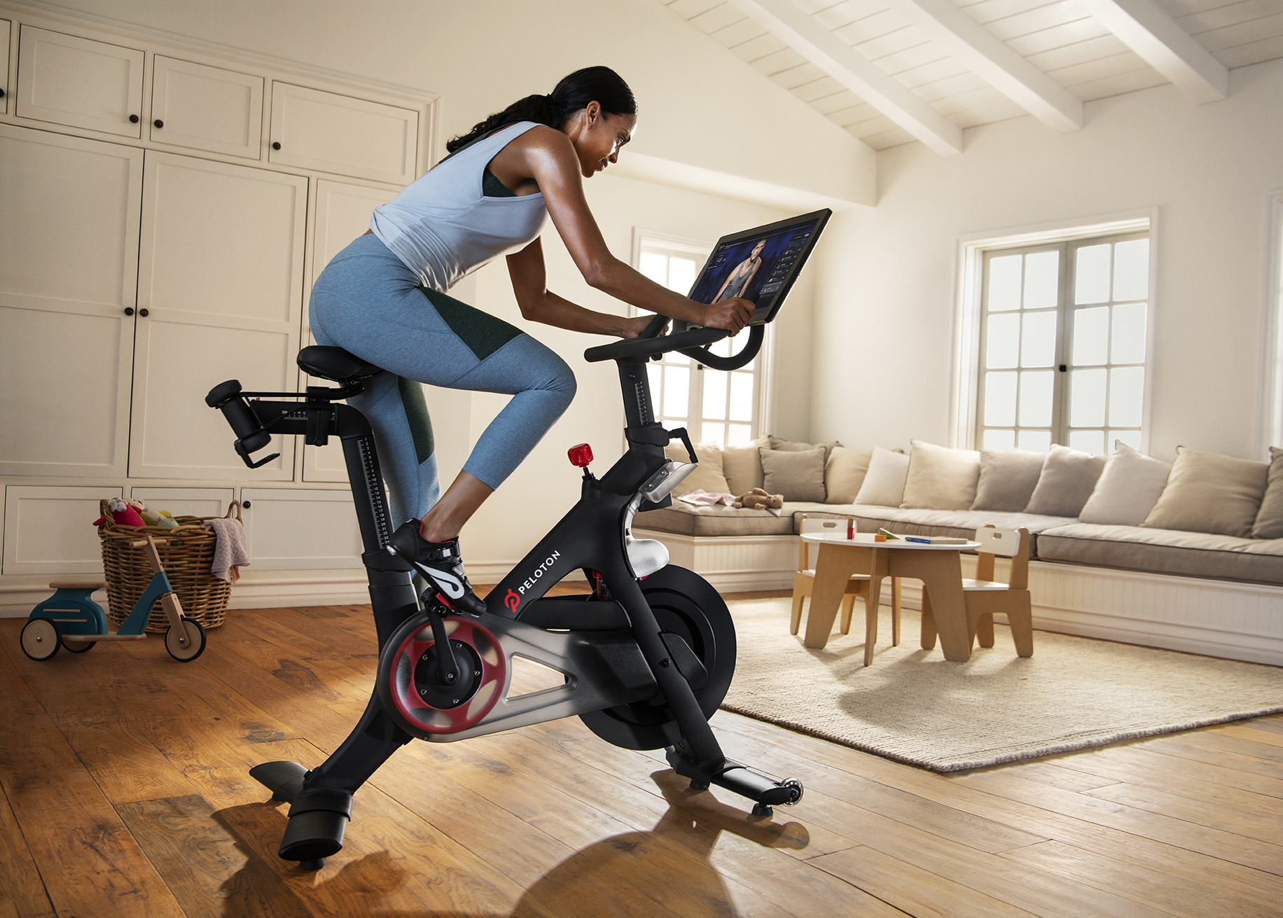 Peloton Bike Lifestyle 04
