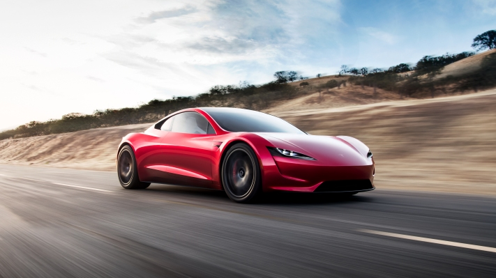 Elon Musk warns the Tesla Roadster might not ship until at least 2023