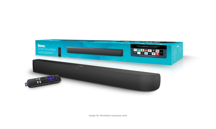 Roku launches two new audio devices: a Smart Soundbar